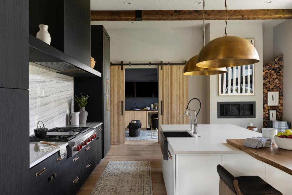 چراغ آویز آشپزخانه