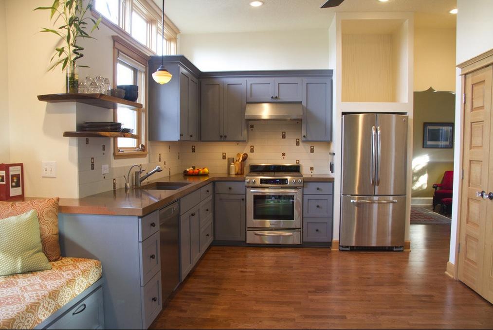 انتخاب رنگهای آشپزخانه تعمیمی از شخصیت شماست