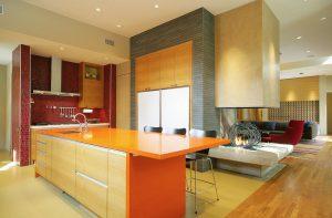 ده نکته که لازم است در مورد رنگ آشپزخانه بدانید