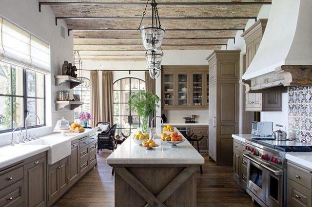 طراحی تلفیقی آشپزخانه