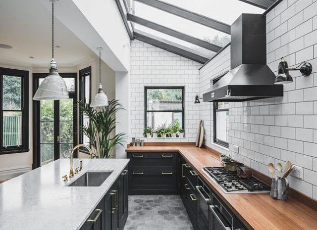 آشپزخانه ارگانیک