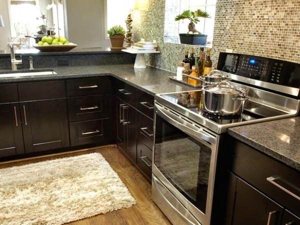 پوششهای مختلف مورد استفاده در آشپزخانه
