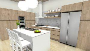 نکات کاربردی در طراحی آشپزخانه