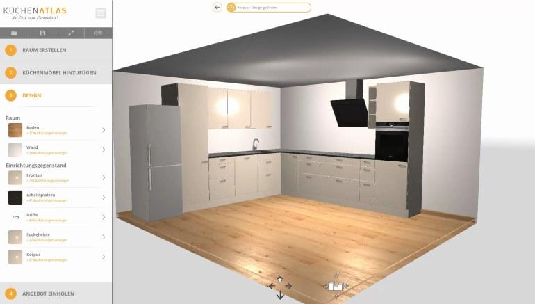 طراحی آشپزخانه رایگان
