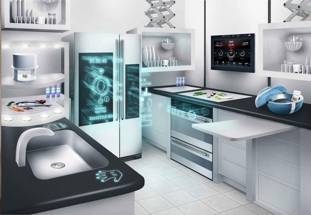 آشپزخانه هوشمند
