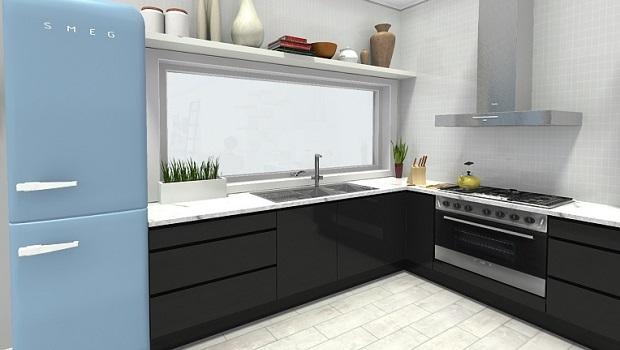 معیارهای طراحی آشپزخانه