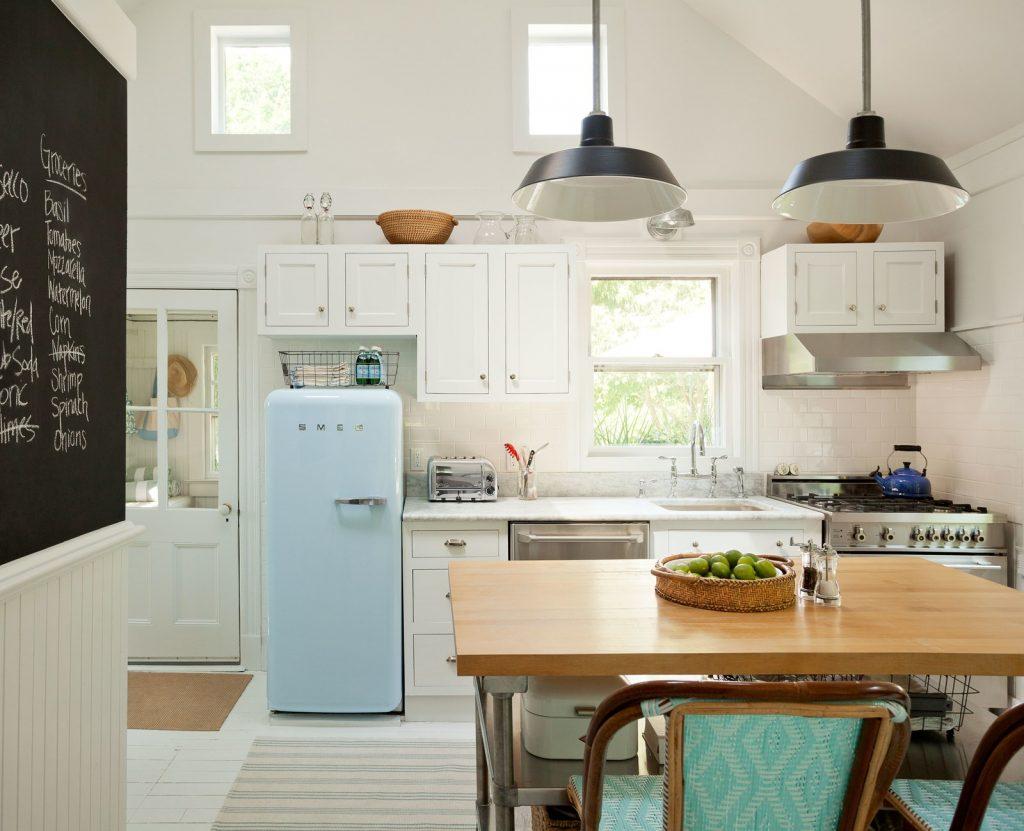 اضافه کردن پیشخوان به آشپزخانه کوچک