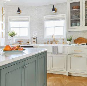 ایدههای کاربردی برای آشپزخانههای کوچک