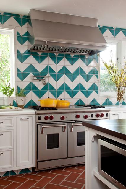 الگوی شرون در آشپزخانه