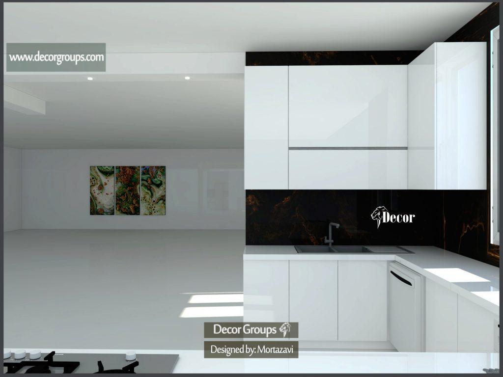طراحی کابینت مدرن b3