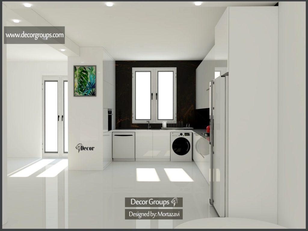 طراحی کابینت مدرن a2