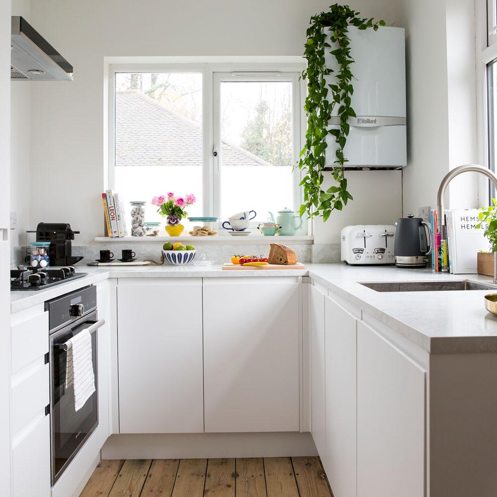 نکاتی برای کارایی بیشتر آشپزخانههای کوچک